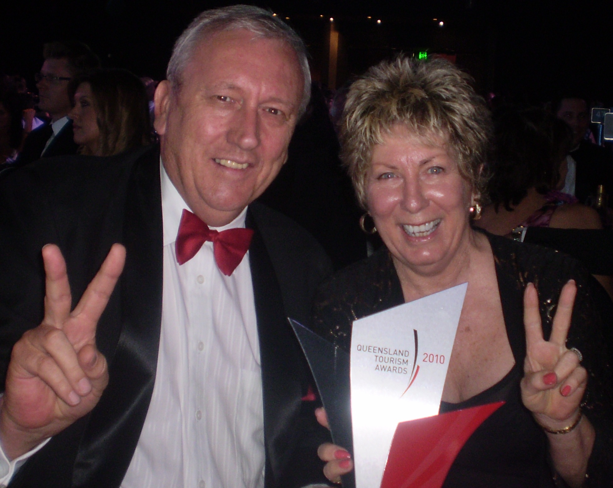 Daintree Discovery Centre winner at Qld Tourism Awards